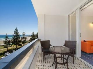 Rainbow Pacific unit 12 - Right on the beach in Rainbow Bay Coolangatta Southern