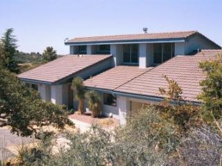 Beautiful Desert Mountain Villa in Tucson Area, Oracle