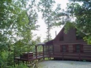Blue Ridge Mountain Cabin, Blue Ridge Georgia