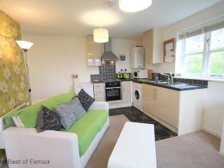 Lorna Doone Apartment, Watchet - Sleeps 2 - just 5 mins walk from harbour and