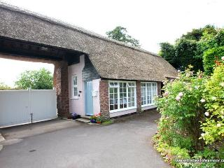 Priory Thatch Cottage, Dunster, Exmoor National Park