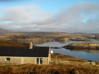 Cabhalan Cottage, Île de Harris