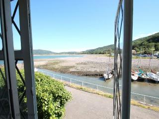 Quay Cottage, Porlock Weir - Sleeps 5 - Exmoor National Park Sea View