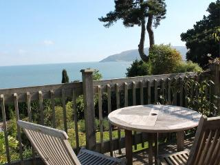 The Coach House, Porlock Weir - Sleeps 2 - Exmoor National Park - Sea View