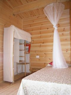 Single bedroom upstairs