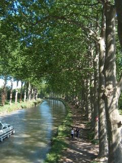 5 minutes to the famous Canal du Midi