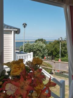 Caravan, Littlesea, Weymouth
