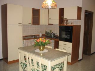 Il Portico Livingroom & kitchen