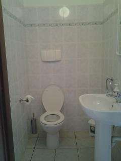 One of the Toilet areas