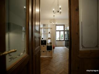 Apartment Zlatnicka 8, Prag