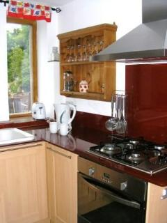 Jasmines Cottage Kitchen