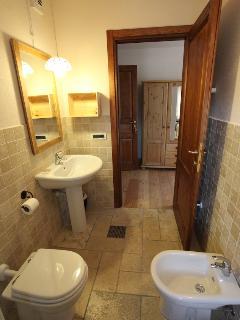 bagno della camera 1