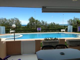 Apartment Sea view Piles Beach, Miramar