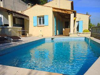 3 bedroom Villa in Mandelieu, Cote D Azur, France : ref 2126540