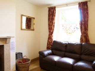Birch Cottage lounge