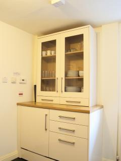 Birch Cottage kitchen