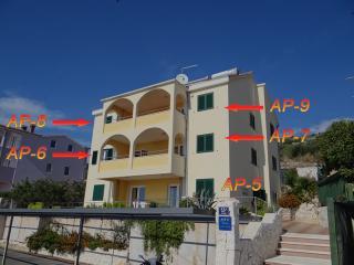 Apartments Zora AP-6, Okrug Gornji