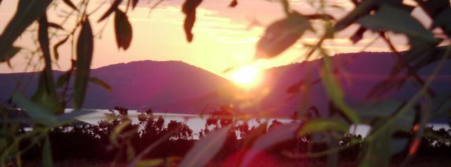 porto conte sunset
