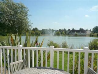 Lake View, Isis Lake, Cotswold Water Park, South Cerney