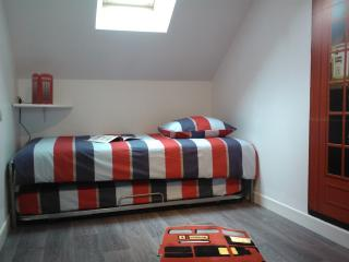 Chambres pour enfants ou adultes (lits gigognes)