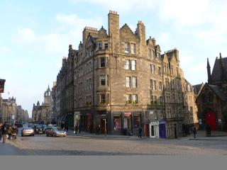 Lawnmarket Apartment, Edimburgo