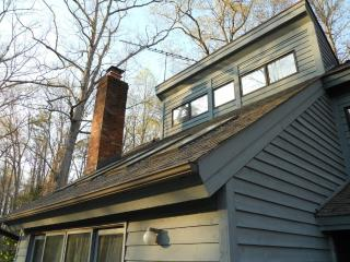 Passive Solar Modern Home:  River & Forest Vistas, Greensboro