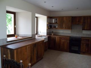 Handmade Walnut Kitchen