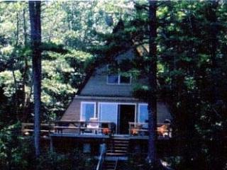 Waterfront home on Pemaquid Lake., Damariscotta