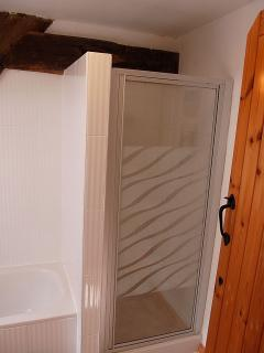 En suite with seperate shower