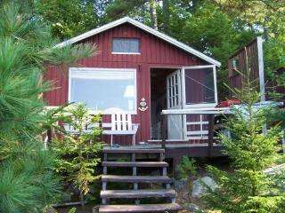 Waterfront Cabin on Long Pond, Mount Desert