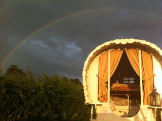 Beautiful Gypsy Caravan, Beaminster