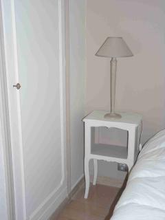 Details in the bedroom