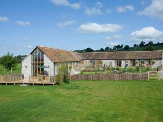 Lower Withial Farm - Lottisham Barn with Hot Tub, East Pennard