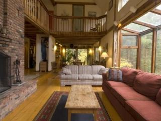 Southern Vermont Mountain Home on 22 Private Acres, Saxtons River