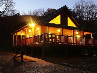 Luray Cabin Rental Shenandoah Valley Mountain View