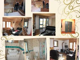 cottage 2 bedrooms 2bathrooms large garden/nr lake