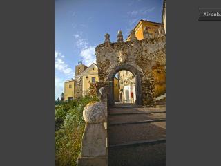 'the door of Agropoli '