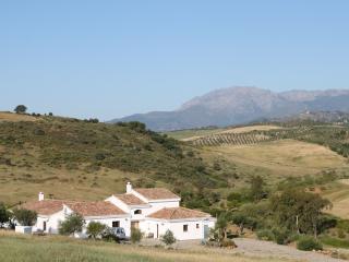 View to Sierra de Las Nieves