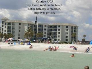 St. Pete Beach Gulf/Beach Front Fabulous Views