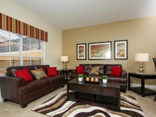 Luxurious 4 Bed 3 Bath Townhouse In Paradise Palms Resort. 8945BPR, Orlando