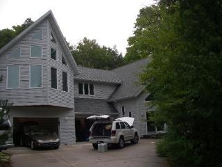 Lux Rental in Fish Creek, Door County. WOLFGANG's