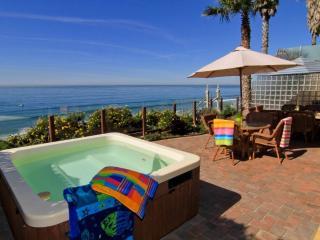 Amazing Oceanfront Home in Encinitas, E4801+2