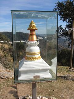 Buddist centre O Sel Ling