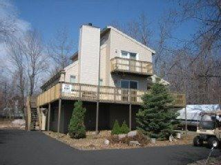 Walk to the Lake or ski the slopes in 10 minutes, Albrightsville