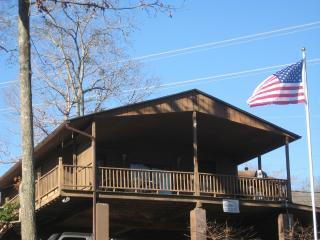 Cherokee Lake Winstead House Rental, Bean Station