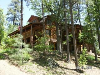 Log Cabin Lodge in the Cool Pines 5000+sf, Prescott