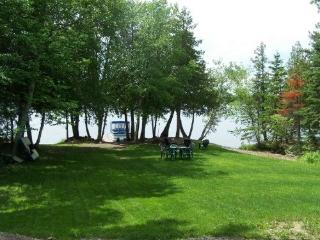 Beautiful Waterfront Home Rental on Portage Lake