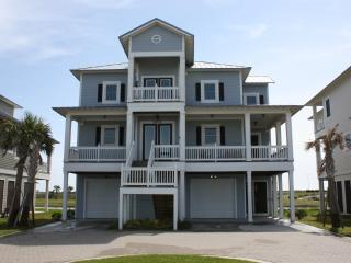 Pointe West-Waterfront 5 BDR Villa-Pools Are Open!, Galveston