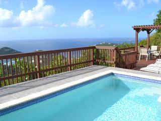 Fantastic Ocean View at affordable Mar de Amores, Cruz Bay
