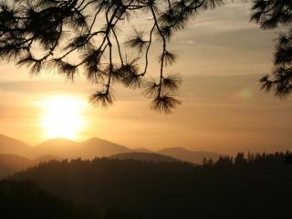 Majestic panoramic views!